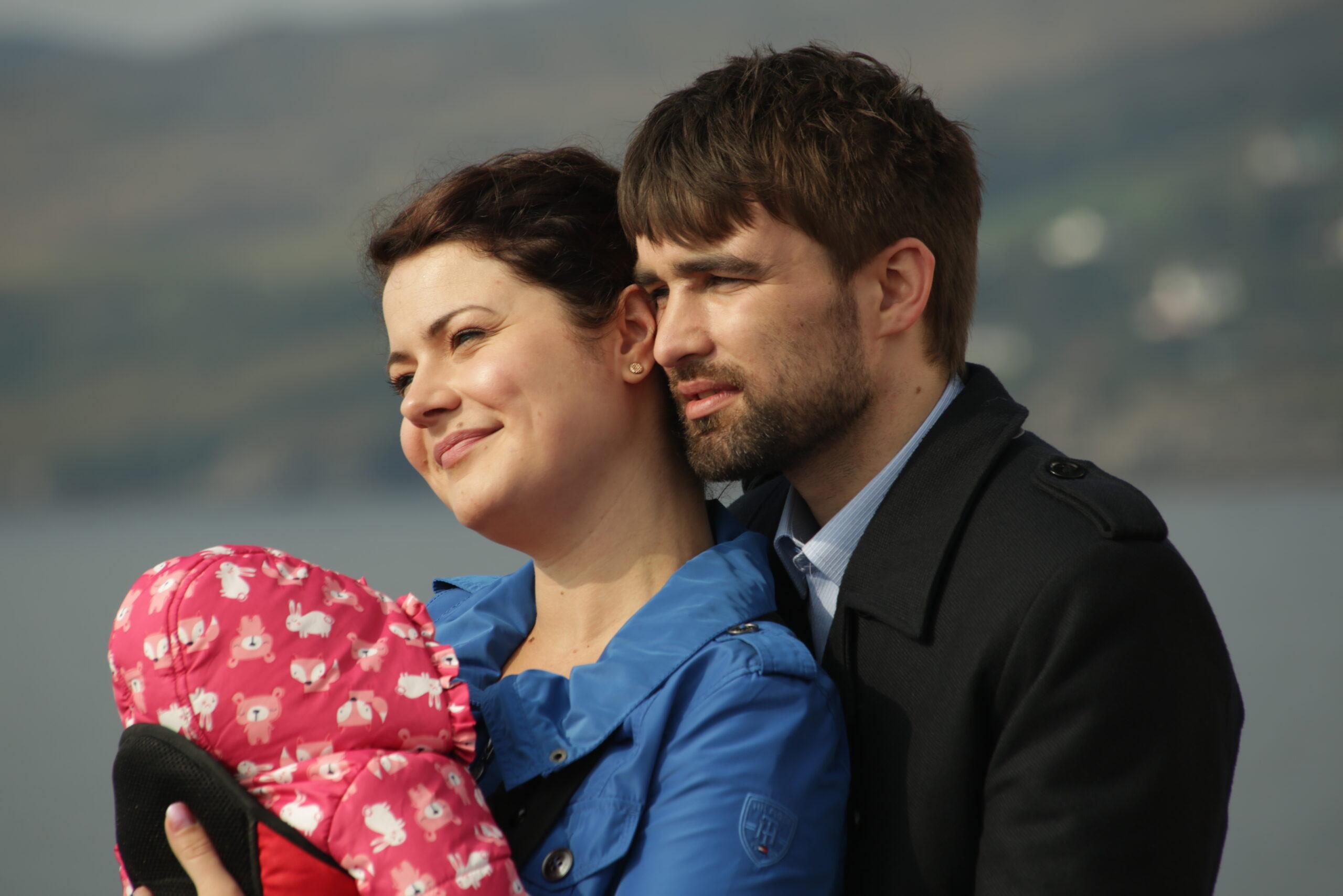 Bannan - Mairi, Alasdair & Anna